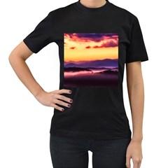 Great Smoky Mountains National Park Women s T-Shirt (Black)