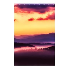 Great Smoky Mountains National Park Shower Curtain 48  x 72  (Small)