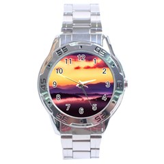 Great Smoky Mountains National Park Stainless Steel Analogue Watch
