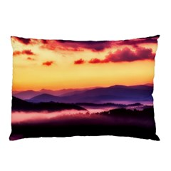 Great Smoky Mountains National Park Pillow Case (Two Sides)