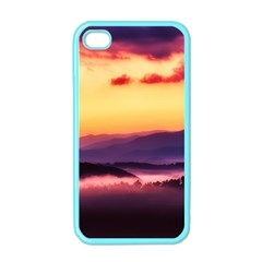 Great Smoky Mountains National Park Apple Iphone 4 Case (color)