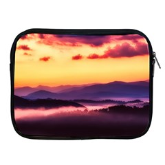 Great Smoky Mountains National Park Apple Ipad 2/3/4 Zipper Cases by BangZart