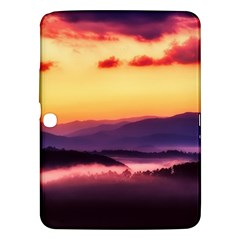 Great Smoky Mountains National Park Samsung Galaxy Tab 3 (10 1 ) P5200 Hardshell Case  by BangZart
