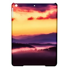 Great Smoky Mountains National Park iPad Air Hardshell Cases