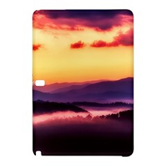 Great Smoky Mountains National Park Samsung Galaxy Tab Pro 12 2 Hardshell Case by BangZart