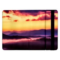 Great Smoky Mountains National Park Samsung Galaxy Tab Pro 12 2  Flip Case