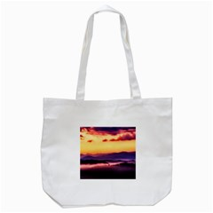 Great Smoky Mountains National Park Tote Bag (White)