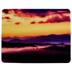 Great Smoky Mountains National Park Jigsaw Puzzle Photo Stand (Rectangular)