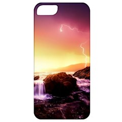 California Sea Ocean Pacific Apple Iphone 5 Classic Hardshell Case