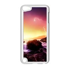 California Sea Ocean Pacific Apple Ipod Touch 5 Case (white)