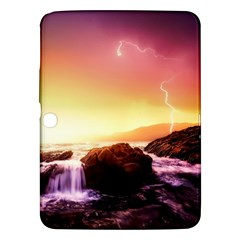 California Sea Ocean Pacific Samsung Galaxy Tab 3 (10 1 ) P5200 Hardshell Case