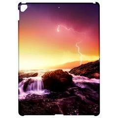 California Sea Ocean Pacific Apple Ipad Pro 12 9   Hardshell Case by BangZart