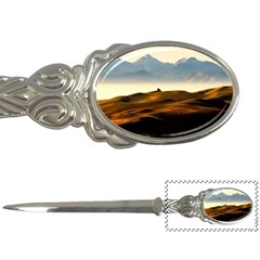 Landscape Mountains Nature Outdoors Letter Openers