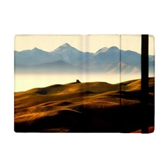 Landscape Mountains Nature Outdoors Apple Ipad Mini Flip Case by BangZart