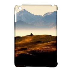 Landscape Mountains Nature Outdoors Apple Ipad Mini Hardshell Case (compatible With Smart Cover)