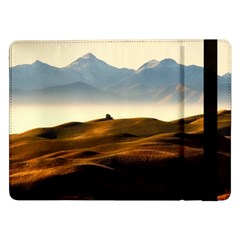 Landscape Mountains Nature Outdoors Samsung Galaxy Tab Pro 12 2  Flip Case