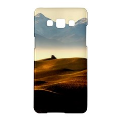 Landscape Mountains Nature Outdoors Samsung Galaxy A5 Hardshell Case