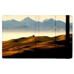 Landscape Mountains Nature Outdoors Apple Ipad Pro 9 7   Flip Case by BangZart