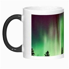 Aurora Borealis Northern Lights Morph Mugs