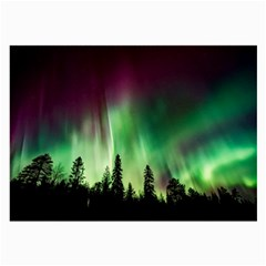 Aurora Borealis Northern Lights Large Glasses Cloth (2 Side)