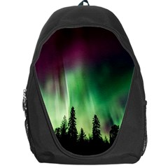 Aurora Borealis Northern Lights Backpack Bag