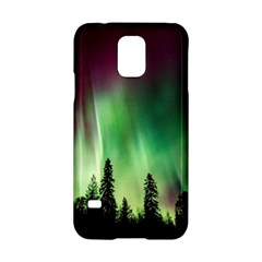 Aurora Borealis Northern Lights Samsung Galaxy S5 Hardshell Case