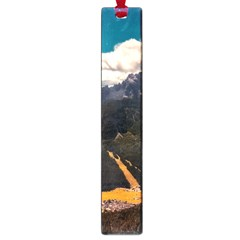 Italy Valley Canyon Mountains Sky Large Book Marks by BangZart