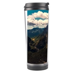 Italy Valley Canyon Mountains Sky Travel Tumbler