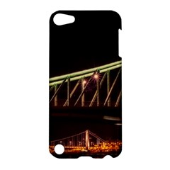 Budapest Hungary Liberty Bridge Apple Ipod Touch 5 Hardshell Case