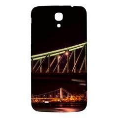 Budapest Hungary Liberty Bridge Samsung Galaxy Mega I9200 Hardshell Back Case