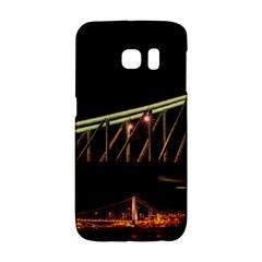 Budapest Hungary Liberty Bridge Galaxy S6 Edge by BangZart