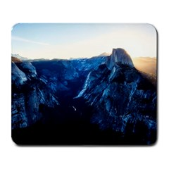 Yosemite National Park California Large Mousepads