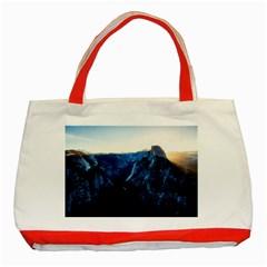 Yosemite National Park California Classic Tote Bag (red) by BangZart