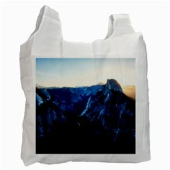 Yosemite National Park California Recycle Bag (two Side)  by BangZart