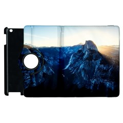 Yosemite National Park California Apple Ipad 3/4 Flip 360 Case