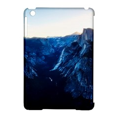 Yosemite National Park California Apple Ipad Mini Hardshell Case (compatible With Smart Cover) by BangZart