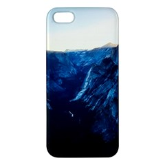 Yosemite National Park California Apple Iphone 5 Premium Hardshell Case