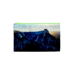 Yosemite National Park California Cosmetic Bag (xs)