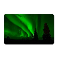 Aurora Borealis Northern Lights Magnet (rectangular)