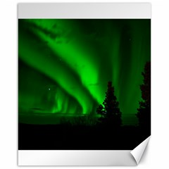 Aurora Borealis Northern Lights Canvas 16  X 20