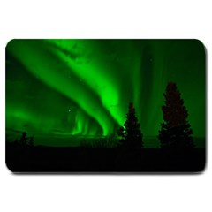 Aurora Borealis Northern Lights Large Doormat