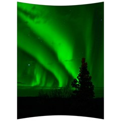 Aurora Borealis Northern Lights Back Support Cushion by BangZart