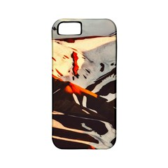 Iceland Landscape Mountains Snow Apple Iphone 5 Classic Hardshell Case (pc+silicone) by BangZart