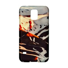 Iceland Landscape Mountains Snow Samsung Galaxy S5 Hardshell Case