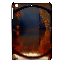 River Water Reflections Autumn Apple Ipad Mini Hardshell Case by BangZart