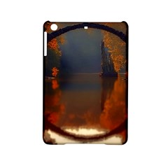 River Water Reflections Autumn Ipad Mini 2 Hardshell Cases by BangZart