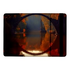 River Water Reflections Autumn Samsung Galaxy Tab Pro 10 1  Flip Case by BangZart