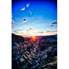Iceland Landscape Mountains Stream 5 5  X 8 5  Notebooks