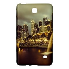 Singapore City Urban Skyline Samsung Galaxy Tab 4 (8 ) Hardshell Case