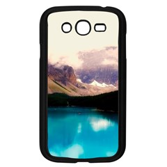 Austria Mountains Lake Water Samsung Galaxy Grand Duos I9082 Case (black)